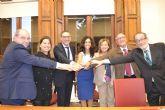 Luz verde a la Cátedra de Turismo de la Región de Murcia