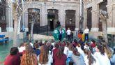 La campaña 'Encesta vidrio, ganamos todos' llegará esta semana a más de 800 escolares