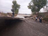 La Comunidad Autónoma aprueba la reparación del camino público 'El Cementerio' tras los daños de la DANA
