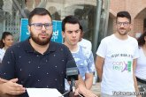 La Plataforma de la Juventud pide a los grupos políticos municipales que apoyen todas aquellas iniciativas que beneficien a la juventud