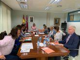 El concejal de Bienestar Social asiste al Consejo Regional de Violencia contra la Mujer en representación de las entidades municipales