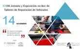 FREMM y GRETAMUR organizan online la jornada y exposición de Talleres de Reparación el 14 de noviembre
