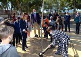 El Plan Foresta arranca en los centros educativos del municipio