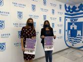 Los pasos de peatones de San Javier  incluirán mensajes artísticos sobre igualdad y contra la violencia de género