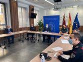 Cerca de 1.500 dispositivos de Policía Nacional y Guardia Civil colaborarán con el cierre de la Región y sus 45 municipios decretado por el Gobierno regional