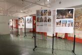 El Museo Arqueológico acoge la exposición 'La Ciudad Silente, un paseo por el Cementerio Nuestra Señora de los Remedios de Cartagena'