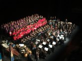 Coral Discantus y la Orquesta Sinfónica Las Musas ponen el cartel de 'no hay billetes' en el concierto a favor de la Casa Cuna de Sucina