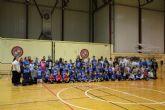 El Club Badminton Cartagena dejo su sello en la I Prueba Inter-Escuelas de la temporada
