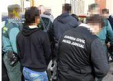 La Guardia Civil desmantela un grupo delictivo dedicado a la comisión de robos con violencia en viviendas