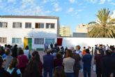 Emotivo homenaje a Andrés Miras por su dedicación y entrega al Colegio Ntra. Sra. de Los Dolores