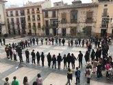 """El Alcalde, Fulgencio Gil, llama a los lorquinos a actuar juntos contra la violencia hacia la mujer, """"un atentado contra el progreso del ser humano"""""""