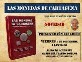 Presentacion del libro Monedas de Cartagena