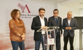 López Pagán: ' El pacto de las migajas entre PP y Ciudadanos es perjudicial para la Región de Murcia'