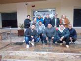 Diez alumnos obtienen el titulo de capacitacion de operario de redes electricas en la ADLE