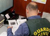 La Guardia Civil esclarece medio centenar de estafas en la contratación de pólizas de seguro para vehículos, en Jumilla