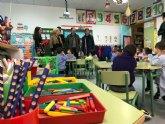 1.200 alumnos están escolarizados en los siete centros educativos rurales de la Región
