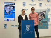 Equipos de Alemania, Francia, Polonia y las comunidades murciana y valenciana se disputarán el Beach Soccer Mar Menor Cup, en Santiago de la Ribera