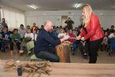 'El museo en tu cole' acerca la historia de la moneda a los escolares del municipio