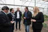 El Ministro de Agricultura de Panamá conoce en Mazarrón la innovación aplicada para generar cultivos subtropicales