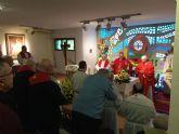 """La Casa Sacerdotal homenajea a los sacerdotes del """"Hogar de Nazaret"""""""