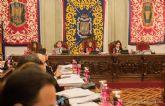 El Pleno pide actuar contra el trafico ilegal de personas y declarar Cartagena Ciudad Amiga de la Infancia