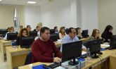 Los empleados municipales amplían su formación en contratación electrónica