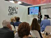 Cartagena se posiciona como destino de negocios en la IBTM World de Barcelona