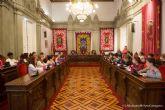 Los cartageneros más jóvenes debatirán en un Pleno Infantil Municipal sobre seguridad vial en centros educativos