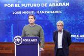 José Miguel Manzanares: 'Seguiré liderando el proyecto de futuro de Abarán aunque me dejen sin sueldo de alcalde ni de funcionario público'
