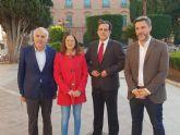 Serrano: 'Cuando sea alcalde pelearé por recuperar lo que los vecinos de Murcia se merecen'