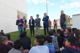 50 alumnos del CEIP La Asomada vistan la EDAR de San Pedro del Pinatar