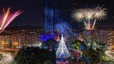 La Navidad llega mañana a Murcia con el encendido del Gran Árbol