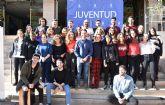 La consejera de Educación felicita a los integrantes de la Coral de la Universidad de Murcia