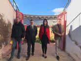 La Comunidad invertirá más de 1,7 millones en la recuperación de la Plaza de Toros de Lorca