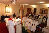 Los sacerdotes de la Casa Sacerdotal celebran su fiesta