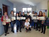 Finaliza el taller de apoyo a cuidadores del Centro de Salud de Las Torres de Cotillas