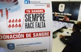 El Ayuntamiento de Las Torres de Cotillas se vuelca con la donación de sangre