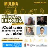 Maxim Huerta, Inma Pelegrín, Antonio Rentero y Luis Endera participan, el 2 de diciembre, en el segundo evento on line 'Libros con lengua'