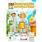 Se retoma el curso de apicultura de UPA y el Ayuntamiento de Cehegín