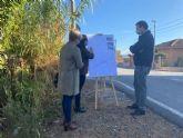 El Ayuntamiento continúa el Plan de mejora de la accesibilidad de Conexión Sur renovando aceras en el barrio del Progreso