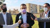 Diego Conesa: 'El soterramiento es imparable y los vecinos afectados tendrán el trato que se merecen'