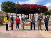 Comerciantes y Empresarios del Campo de Murcia presentan la campaña 'Rascamur' para fomentar y apoyar el comercio local