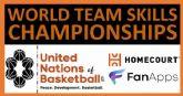 Molina Basket participa en el UNB World Team Skills Championship