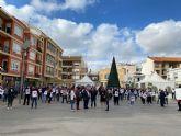 Torre Pacheco sale a la calle en defensa de la hostelería