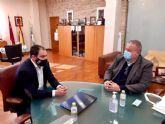 Bernabé: 'Ha llegado el momento de que los diputados murcianos demuestren lo que les importa el Mar Menor'