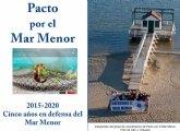 V aniversario de Pacto por el Mar Menor