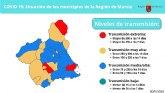 La evoluci�n de la pandemia permite que 40 municipios puedan abrir sus terrazas el mi�rcoles
