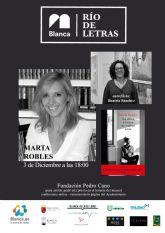 Marta Robles presenta 'La chica a la que no supiste amar' en 'Río de Letras'