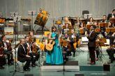 La calidad y el talento de los musicos de Entre Cuerdas y Metales llena El Batel
