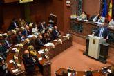 Víctor Martínez : El presupuesto  es el combustible que necesita la Región para liderar la creación de empleo y el crecimiento económico